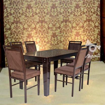 میز و صندلی ناهارخوری در گروه خرید و فروش خدمات و کسب و کار در اصفهان در شیپور-عکس1