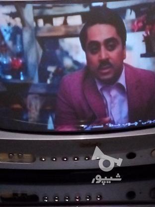 تلویزیون بلر 14 اینچ با میز  در گروه خرید و فروش لوازم الکترونیکی در تهران در شیپور-عکس3