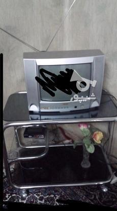 تلویزیون بلر 14 اینچ با میز  در گروه خرید و فروش لوازم الکترونیکی در تهران در شیپور-عکس5
