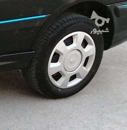 4 حلقه. رینگ و لاستیک بارز با قالپاق در گروه خرید و فروش وسایل نقلیه در هرمزگان در شیپور-عکس1