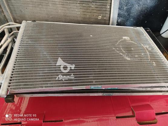 رادیاتور کولر سمند موتور ملی  در گروه خرید و فروش وسایل نقلیه در آذربایجان غربی در شیپور-عکس1
