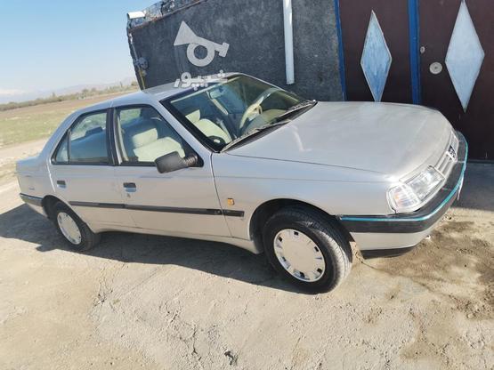 405 مدل 92  در گروه خرید و فروش وسایل نقلیه در آذربایجان غربی در شیپور-عکس1