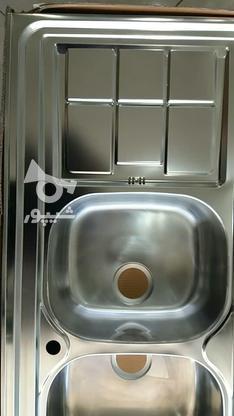 سینک روکار اخوان 120.60  در گروه خرید و فروش لوازم خانگی در خراسان رضوی در شیپور-عکس3