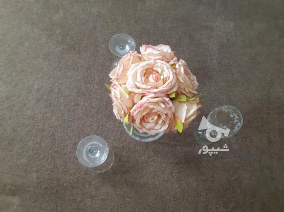 گل و گلدان مصنوعی  در گروه خرید و فروش لوازم خانگی در مازندران در شیپور-عکس1