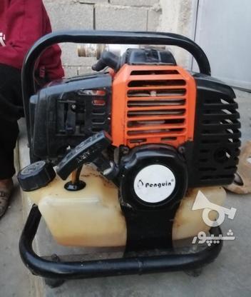 موتورآب بنزینی درحدنوکارکرد درحد2سال  در گروه خرید و فروش صنعتی، اداری و تجاری در مازندران در شیپور-عکس1