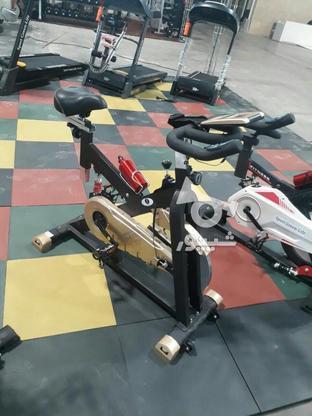 اسپینینگ. دوچرخه لاغری سنگین وزن   قیمت ویژه در گروه خرید و فروش ورزش فرهنگ فراغت در تهران در شیپور-عکس1