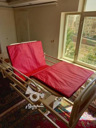 تخت برقی بیمارستانی تخت بیمار آکبند در گروه خرید و فروش صنعتی، اداری و تجاری در تهران در شیپور-عکس1