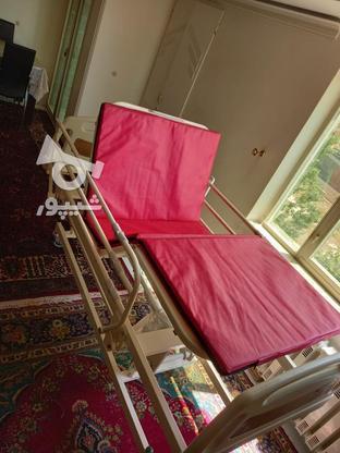تخت برقی بیمارستانی تخت بیمار آکبند در گروه خرید و فروش صنعتی، اداری و تجاری در تهران در شیپور-عکس2