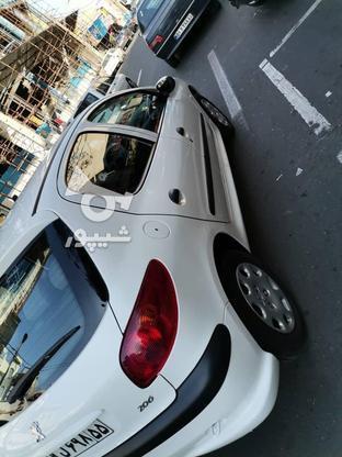 پژو 206 تیپ 5 مدل 98 مشابه صفر در گروه خرید و فروش وسایل نقلیه در تهران در شیپور-عکس3