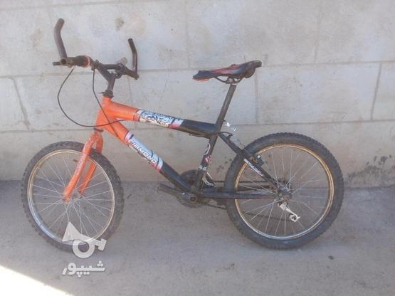 دوچرخه دست دوم دنده داری در گروه خرید و فروش ورزش فرهنگ فراغت در آذربایجان شرقی در شیپور-عکس2