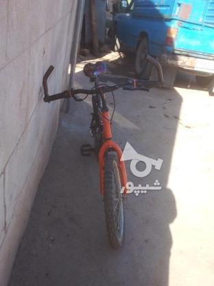 دوچرخه دست دوم دنده داری در گروه خرید و فروش ورزش فرهنگ فراغت در آذربایجان شرقی در شیپور-عکس1