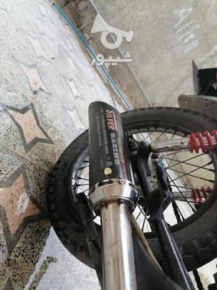 اگزوز قهرمانی در گروه خرید و فروش وسایل نقلیه در کهگیلویه و بویراحمد در شیپور-عکس1