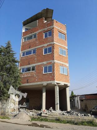 3 واحد 99 متری و یک واحد تجاری 50 متری در گروه خرید و فروش املاک در مازندران در شیپور-عکس1