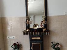 آینه کنسول زیبا  در شیپور