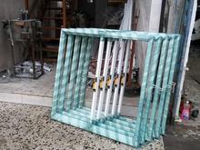 پنجره الومینیوم محکم ساخت  در شیپور