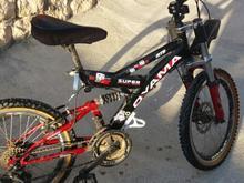 دوچرخه زیبا وشیک  در شیپور