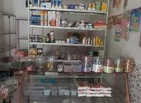 فروش قفسه مغازه سوپر مارکت  در شیپور-عکس کوچک