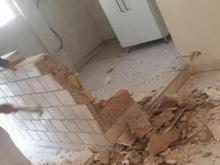 تخریب بازسازی ساختمان پله کاشی دیوار کف در شیپور