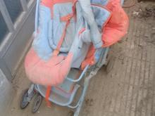 کالسکه سالم فقط کثیف شده باید شسته بشه در شیپور