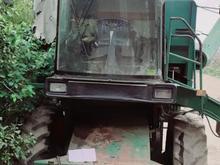 کمباین جاندیر اتاق دار  در شیپور
