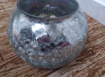 گلدان شیشه ای در شیپور-عکس کوچک