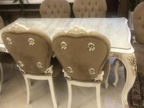 سرویس میز و صندلی ناهارخوری سلطنتی مقاوم در شیپور