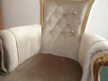صندلی ناهار خوری و سلطنتی  در شیپور
