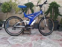 دوچرخه سایز 26 دنده ای  در شیپور