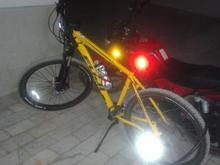 دوچرخه فوجی ژاپن و اینتنس کودکانه به سرقت رفته در شیپور