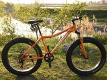 دوچرخه(اکبند)چرخ پهن Ģun+ارسال رایگان سراسر کشور در شیپور