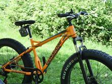 دوچرخه(اکبند)rosegunچرخ پهن+ارسال رایگان کل کشور در شیپور