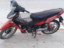موتور سیکلت بیکلاچ  در شیپور