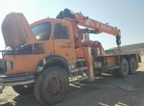 راننده پایه یکم با اکثر ماشین سنگین واردم حال راننده جرثقیلم در شیپور-عکس کوچک