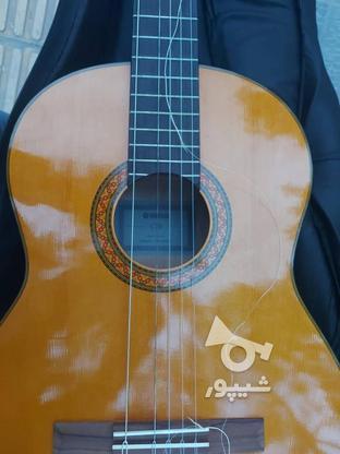 گیتار یاماها C70  در گروه خرید و فروش ورزش فرهنگ فراغت در اصفهان در شیپور-عکس1