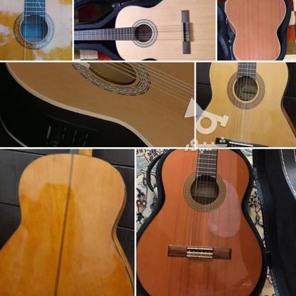 گیتار یاماها C70  در گروه خرید و فروش ورزش فرهنگ فراغت در اصفهان در شیپور-عکس5