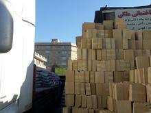 مصالح ساختمانی نخاله سیمان گچ ماسه در شیپور