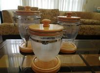 ظروف قند و شکر و چای در شیپور-عکس کوچک