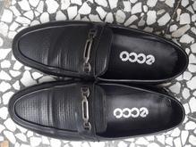 کفش/کالج/ مردانه مشکی ، سایز 44 در شیپور