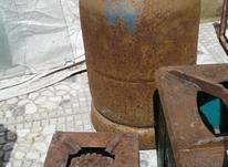 کپسول گاز بوتان در شیپور-عکس کوچک