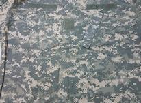 لباس   ارتشی    اصل  امریکایی     سایز  34 لارج در شیپور-عکس کوچک