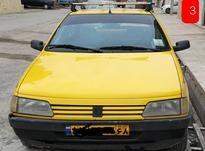 تاکسی گردشی کرج.پژوروا سالم در شیپور-عکس کوچک