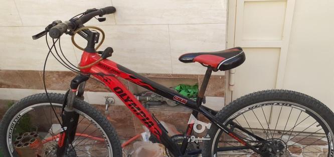دوچرخه دنده ای 26 در گروه خرید و فروش ورزش فرهنگ فراغت در خوزستان در شیپور-عکس1