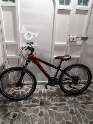 دوچرخه دنده ای 26 در گروه خرید و فروش ورزش فرهنگ فراغت در خوزستان در شیپور-عکس8