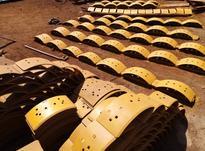 تولید و فروش گوشه محافظ تیغه لودر گریدر بلدوزر بابکت بیل در شیپور-عکس کوچک