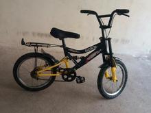 دوچرخه 16 پرادو کمکدارطرح کوهستان در شیپور