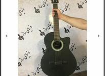 گیتار کلاسیک پیکاپ دار Giannini جیانینی مدل cg200 آکبند   در شیپور-عکس کوچک