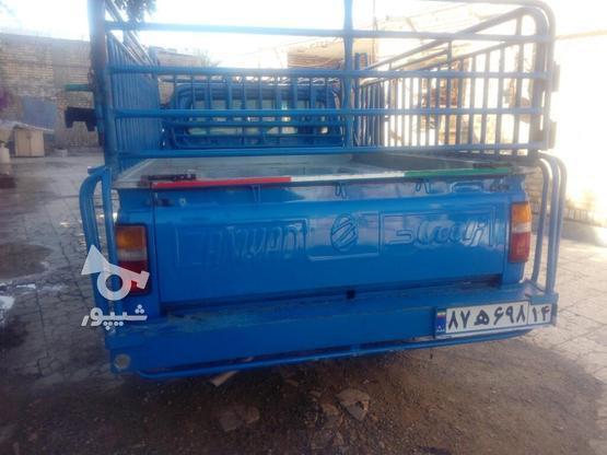 نیسان دوگانه 98برج 11 در گروه خرید و فروش وسایل نقلیه در خوزستان در شیپور-عکس2