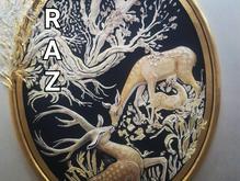 ابنما صخره ای تابلو نقش برجسته کتیبه... در شیپور