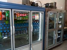 دو عدد یخچال فیریزر4درب و معمولی6درب در شیپور