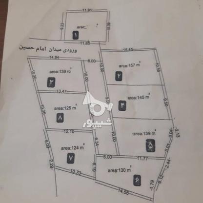 فروش زمین مسکونی 125 متر در بابلسر در گروه خرید و فروش املاک در مازندران در شیپور-عکس1